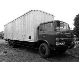 truk tronton palembang